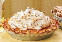 Pies (Cobbler/Crisp/Cheesecake)