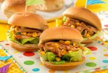 Recipes: Chicken/Pork