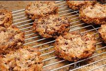GLUTEN FREE/ Cookies&Bars / Yummy Cookies & Bar Recipes