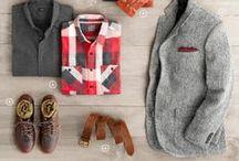 Men fashion sets / Great clothes' combinations