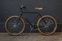 Bicycle is my life / Could I own all these stuff?