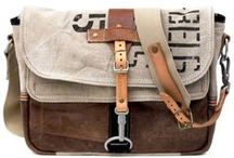 Bags for him / Carry your stuff in products that suit you