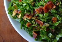 Salads / by Melanie Moser