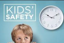 Kids' Safety! / There's nothing more important than keeping your loved one's safe, especially the kids! These tips will help you keep your kids safe and sound.