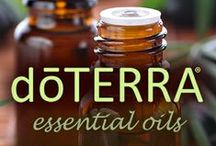 doTerra essential oils / by Terri Hamilton
