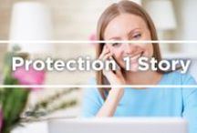 Protection 1 Story / Protection 1 is the nation's premier full service security company and we are passionate about delivering an extremely high level of customer service.