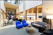Oficina A / Ya puedes visitar la oficina del futuro / Ja pots visitar la oficina del futur