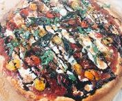 Pizza / Who doesn't love pizza?  Get creative with these pizza recipes.