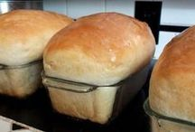 Bread / Sometimes you just want some bread.  Find variations of bread recipes here