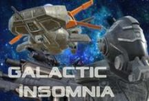 Galactic Insomnia by K202 Games / A Sci-fi turn-based tactical squad game, set in diverse worlds throughout the galaxy, inspired by genre classics. Authors are veterans of the Polish gaming scene, maybe you've heard of Gorky17, Odium, Another War or played World Wars?