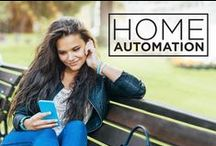 Home Automation / Kick back, relax, and stay in control. Home automation makes your home work for you, so that your day is stress- and worry-free. Here are our favorite ways to automate homes!