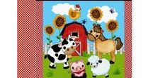 Farm Fun Birthday Party / Fun ideas for a farm themed party that kids and kids-at-heart will love!