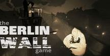 The Berlin Wall game / New game in development. The Berlin Wall Game tells a story about people trying to escape East Berlin during the Cold War era.