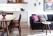 H O M E / home decor  |  interior design  / by Kristen Spohn