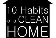 Cleaning Ideas / by Sarah Garner