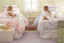 Kid's Bedroom ideas / by Sarah Garner