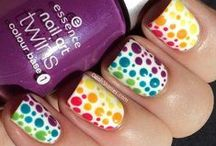Nail Polish / crazy cool colors / by Jessica Evans