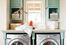 Laundry Room Ideas / by Rebecca Watson Barnhart