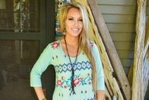 Ladies Fashion / Cowgirl fashion..what's your style... Country cute or rock 'n roll?  Take a look at what we've got in store for you at Teskey's.com / by Teskey's Saddle Shop & Bootique