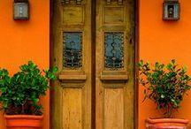 Doors That Catch My Eye