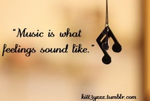 Music Quotes / by Rosina Capo