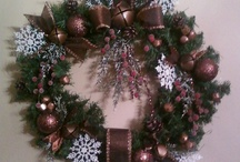 Christmas Wreaths / The different Wreaths I have decorated over the years. / by Joseph R Teodosio