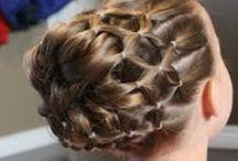 hair & makeup / by Sarah Garner