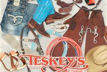 Advertising / by Teskey's Saddle Shop & Bootique