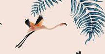 """Illustration & Graphic Design & Art / """"Los espejos se emplean para verse la cara; el arte para verse el alma."""" George Bernard Shaw"""