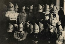 Halloween/Horror / by Annika Berger