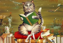 ♥ of Books & Reading Them   / Quotes by authors & about books. / by Glenna Ann Boggs-Hamilton