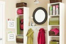 homes: storage+organization.