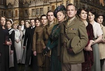 """Downton Abbey  / PBS's """"The Masterpiece Theater's""""  show, """"Downtown Abbey"""" / by Glenna Ann Boggs-Hamilton"""