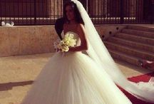 Bridal ball gowns ღ / ONE DAY I WILL GET MARRIED IN A BALL GOWN!  / by Sierra ღ Smith