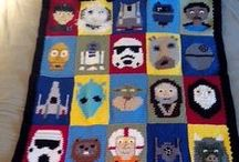 Crocheting / by Laura Armstrong