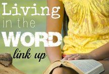 Bible lessons / by Sarah Garner