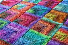 Knit & Crochet / by Allison J-R