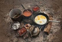 Camping trip meals  / For our trip to West Virginia  / by Carol Grz