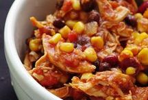 Crock Pot Recipes / by Emily Di Giacomo