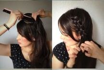 Hair Styles & Tips / by Emily Di Giacomo
