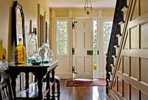 D. Home - Mudrooms & Entryways / by Emily Di Giacomo