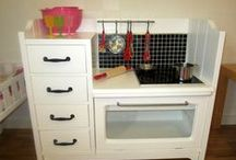 Barnkök  kitchen for kids