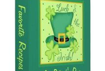 St. Patrick's Day / Products for St. Patrick's Day celebrating and love of Irish!