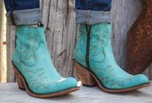 BOOTS / by Teskey's Saddle Shop & Bootique