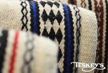 Saddle Pads / by Teskey's Saddle Shop & Bootique