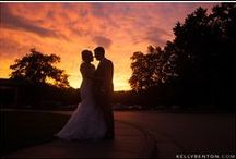 Stunning Silhouettes - Wedding Photography