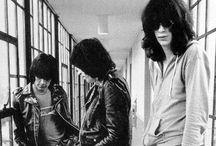 Ramones / Dee Dee. Johnny. Joey. Tommy. Marky.