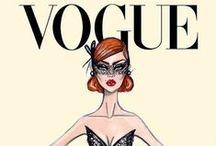 vogue / by Lisa Coscia