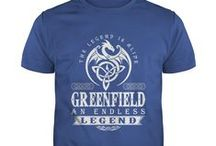 Greenfield - Awsome Names T Shirt / Greenfield T Shirt Shop t-shirts.  Personalize your custom t-shirts with names & numbers. Choose from over 11,000,000 unique tees. Large selection of shirt styles. Satisfaction guaranteed.