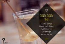 Mastic Tears Cocktails